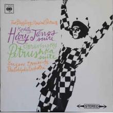 Stravinsky / Kodály - Eugene Ormandy / Philadelphia Orchestra* – Petrushka Suite / Háry János Suite
