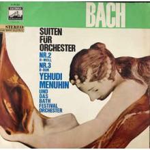 Yehudi Menuhin – Bach - Suiten für Orchester