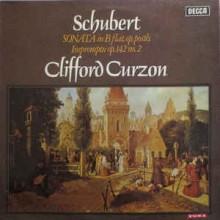 Schubert, Clifford Curzon – Sonata In B Flat, Op. Posth. Imprompthu Op. 142 No. 2
