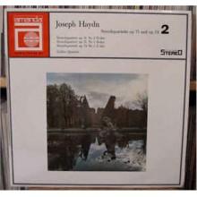 Joseph Haydn, The Griller String Quartet – Streichquartette op.71 und op.74 / 2