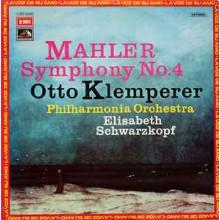 Mahler – Elisabeth Schwarzkopf, Otto Klemperer, Philharmonia Orchestra – Symphony No. 4