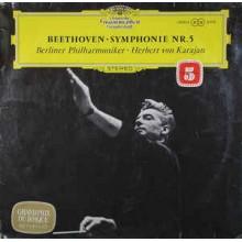 Beethoven - Orchestre Philharmonique De Berlin* • Herbert von Karajan – Symphonie No.5 En Ut Mineur