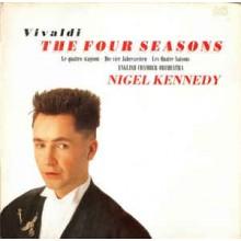 Vivaldi, Nigel Kennedy, English Chamber Orchestra – The Four Seasons