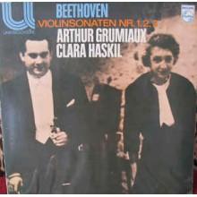 Arthur Grumiaux, Clara Haskil, Beethoven – Violin Sonatas Nos. 1,2,3