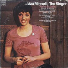 Liza Minnelli ‎– The Singer
