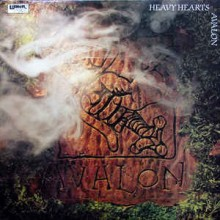 Avalon ‎– Heavy Hearts