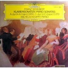 Wilhelm Kempff, Franz Schubert – Klaviersonaten - Piano Sonatas