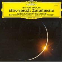 Richard Strauss – Michel Schwalbé, Berliner Philharmoniker · Herbert von Karajan – Also Sprach Zarathustra