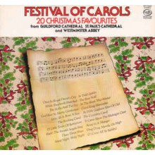 Various ‎– Festival Of Carols - 20 Christmas Favourites