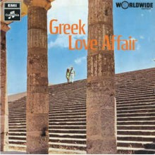 Various ‎– Greek Love Affair