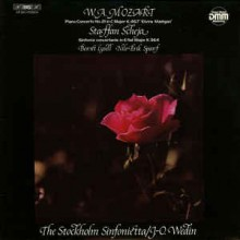 Wolfgang Amadeus Mozart & Staffan Scheja – Piano Concerto No. 21
