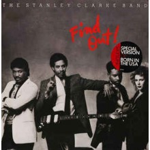 The Stanley Clarke Band ‎– Find Out!