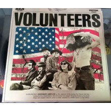 Jefferson Airplane ‎– Volunteers