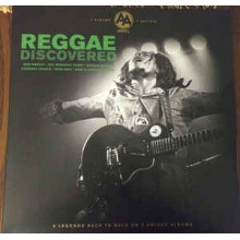 Bob Marley, Lee Perry, Gregory Isaacs, Dennis Brown, John Holt, Dave & Ansel Collins – Reggae Discovered