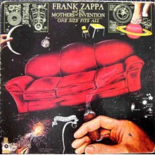 Frank Zappa And The Mothers Of Invention ‎– One Size Fits All