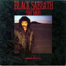 Black Sabbath Featuring Tony Iommi ‎– Seventh Star