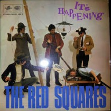 The Red Squares – It's Happening