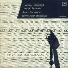Osvaldas Balakauskas – Antroji Simfonija. Orgija. Katarsis. Koncertas Obojui, Klavesinui Ir Styginiams