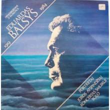 Eduardas Balsys – Portretai / Jūros Atspindžiai / Koncertas Smuikui Solo
