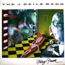 The J. Geils Band ‎– Freeze-Frame