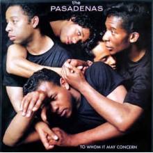 The Pasadenas – To Whom It May Concern