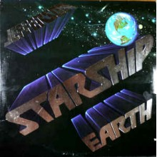 Jefferson Starship ‎– Earth