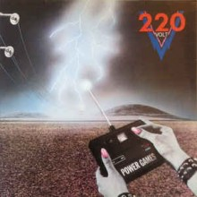 220 Volt ‎– Power Games