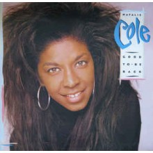 Natalie Cole ‎– Good To Be Back