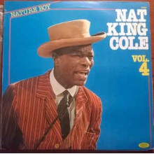 Nat King Cole ‎– Vol. 4 Nature Boy