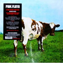 Pink Floyd ‎– Atom Heart Mother