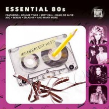 Various ‎– Essential 80s