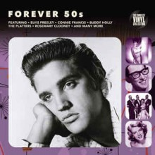Various ‎– Forever 50's