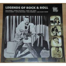 Various ‎– Legends Of Rock & Roll