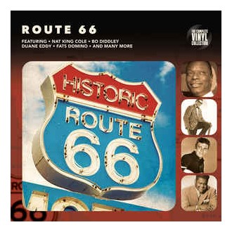 Various ‎– Route 66