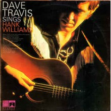 Dave Travis ‎– Dave Travis Sings Hank Williams