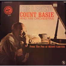 Count Basie And His Orchestra ‎– The Legend