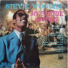 Stevie Wonder ‎– My Cherie Amour