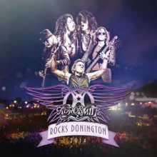 Aerosmith ‎– Rocks Donington 2014
