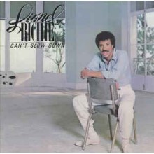 Lionel Richie ‎– Can't Slow Down