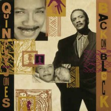 Quincy Jones ‎– Back On The Block