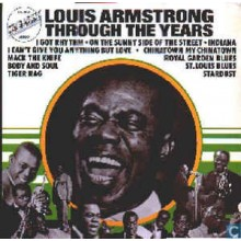 Louis Armstrong ‎– Through The Years