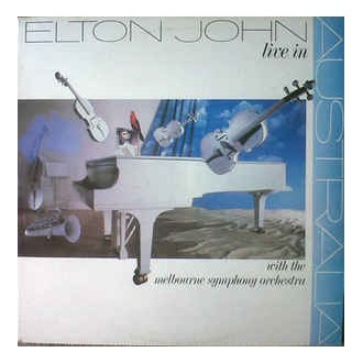 Elton John – Live In Australia (With The Melbourne Symphony Orchestra)