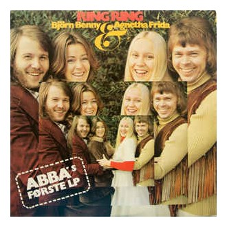 ABBA ( Björn Benny & Agnetha Frida) – Ring Ring