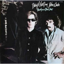 Daryl Hall And John Oates ‎– Beauty On A Back Street