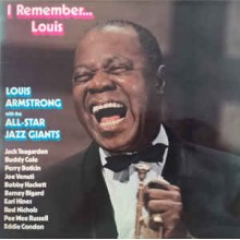 Louis Armstrong ‎– I Remember... Louis