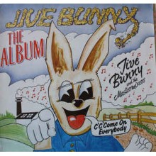 Jive Bunny And The Mastermixers ‎– The Album