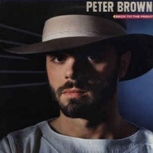 Peter Brown ‎– Back To The Front