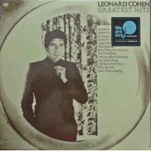 Leonard Cohen ‎– Greatest Hits