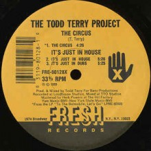 The Todd Terry Project ‎– The Circus / Weekend
