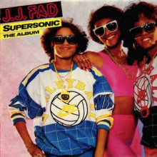 J.J. Fad ‎– Supersonic - The Album
